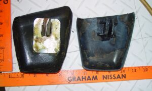 FIAT 124 Boot parts and Dino parts